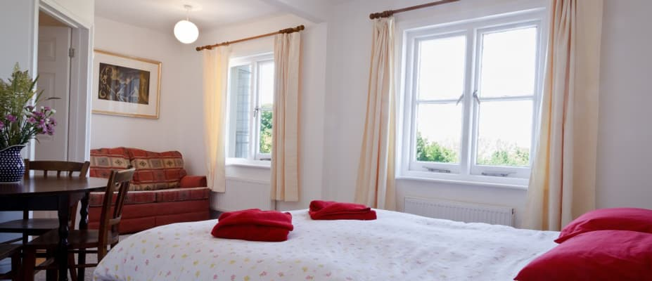 Bed And Breakfast Salcombe Family Room