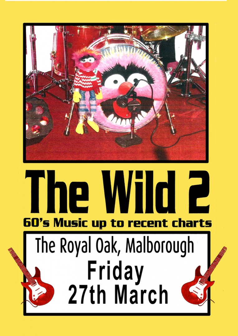 The Wild 2 back at the Oak