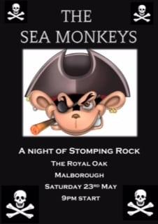 The Sea Monkeys Return