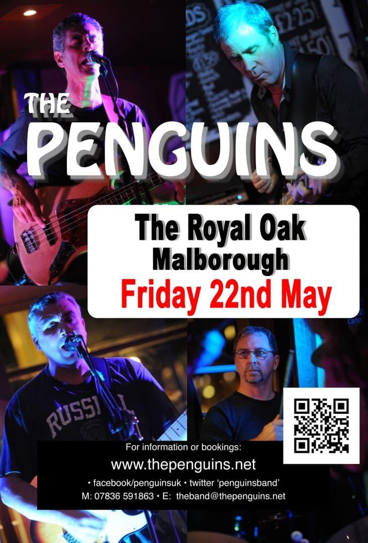 Penguins at the Oak