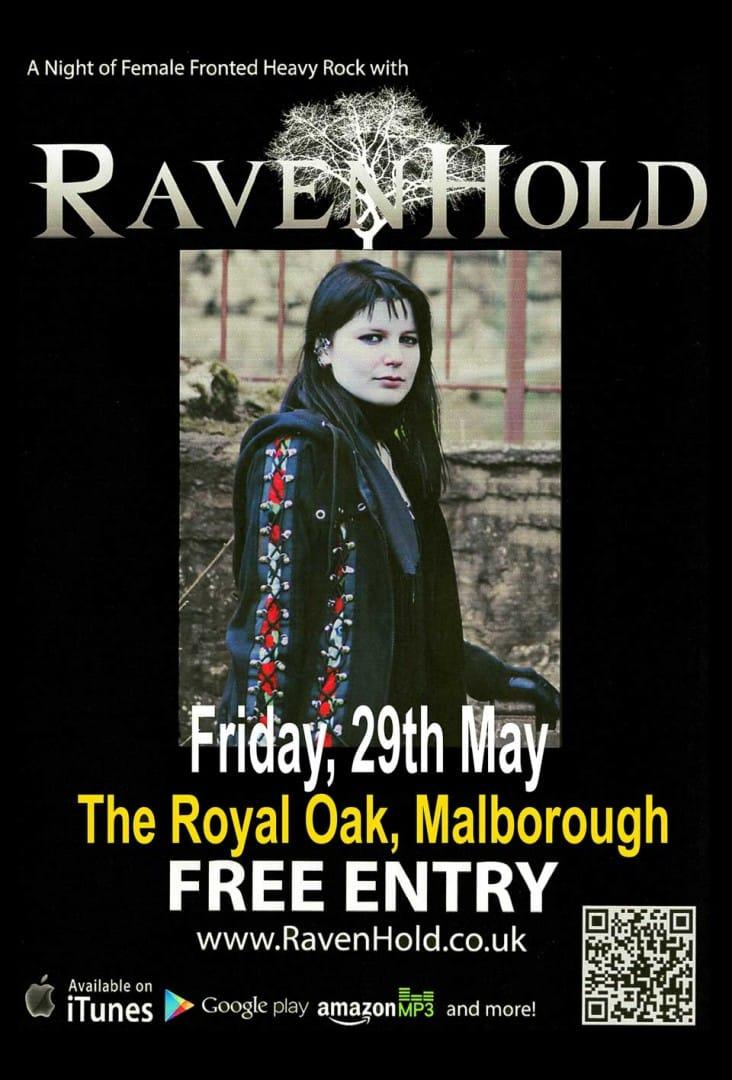 Ravenhold return to the Oak